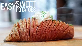 The Perfect Sweet Potato Recipe | SAM THE COOKING GUY
