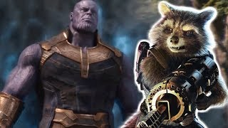 Why Rocket Is the Only One NEVER To Face Thanos - INFINITY WAR EXPLAINED