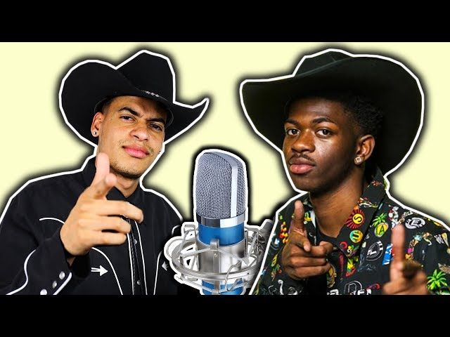How Lil Nas X Recorded Old Town Road