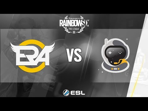 Rainbow Six Pro League - Season 7 - NA - Era Eternity Vs. Spacestation Gaming - Week 1