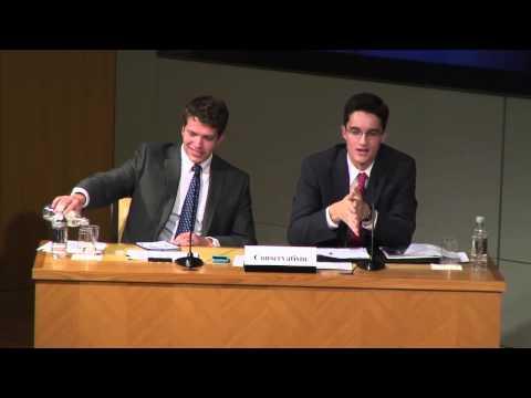 Intern Debate: Libertarianism vs. Conservatism