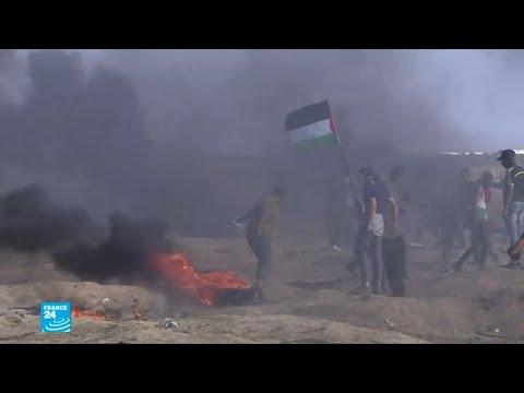 إسرائيل تشدد الحصار على قطاع غزة بعد إطلاق طائرات ورقية عليها  - نشر قبل 4 ساعة