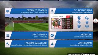 Dream league soccer 16 da forma ve logo yapma