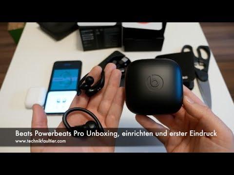 beats-powerbeats-pro-unboxing,-einrichten-und-erster-eindruck