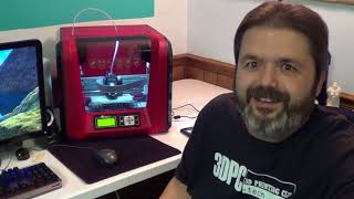 XYZ da Vinci Jr. Pro 1.0 3D Printer Review for Classroom / Teacher Use