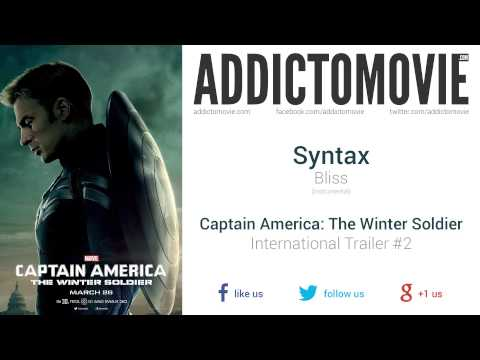 Captain America: The Winter Soldier - International Trailer #2 Music #1 (Syntax - Bliss)