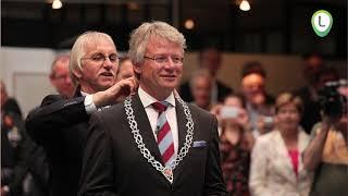 Portret John Berends, nieuwe commissaris van de koning van Gelderlland