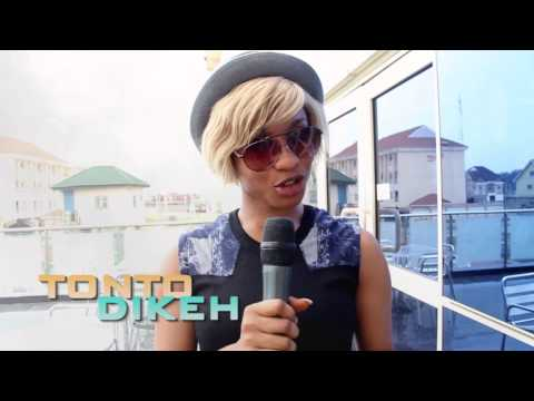 Ay Live Concert - The Making Of Tonto Dikeh's First Musical Performance