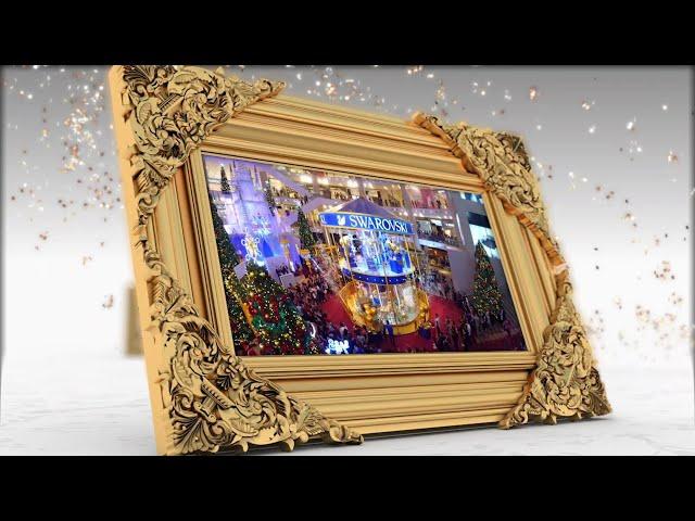 Pavilion KL Golden Christmas Memories Promo