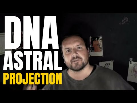 Ayahuasca Magic: DNA activation and astral projection