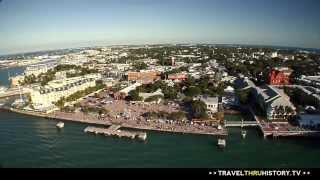 Key West, FL City Segment - Travel Thru History Show