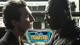 THE DARK TOWER OFFICIAL MOVIE TRAILER #1 REACTION - Double Toasted Review