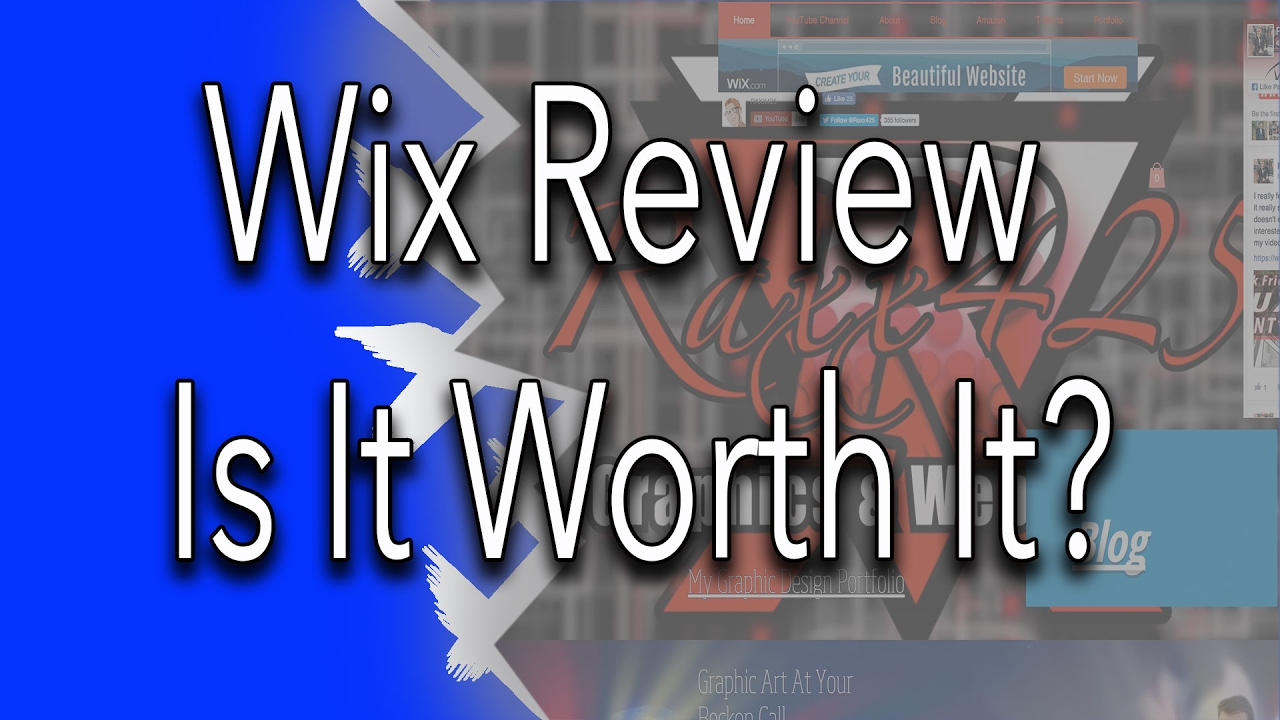 Wix Review, is It Worth It?