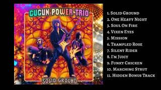 Gugun Blues Shelter - SOLID GROUND FULL ALBUM