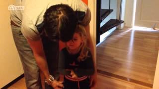 Wie is op dit moment de beste vader? (MiddagVlog dag 5) // Oppassen! met Mattie & Wietze