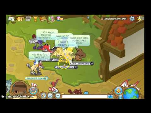 Animal jam more flashing trading