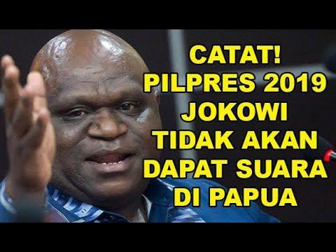 Nih Catat!! Natalius Pigai Kasih Jaminan Pilpres 2019 Jokowi Tidak Akan Mendapat Suara Di Papua