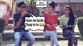 Bluetooth Call Prank On Girls | Flirting With Cute Girls | Ar Prank