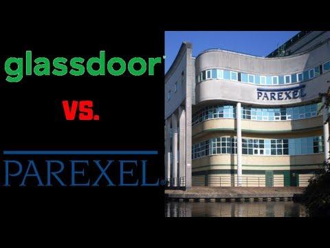 Parexel - Glassdoor Review - Ep. 3