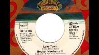 BOOKER NEWBERRY III  Love Town