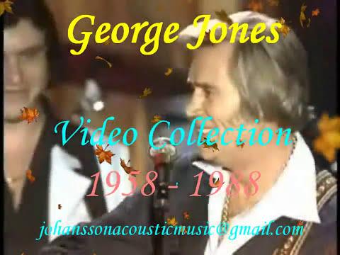 George Jones   Collection 1958  1988