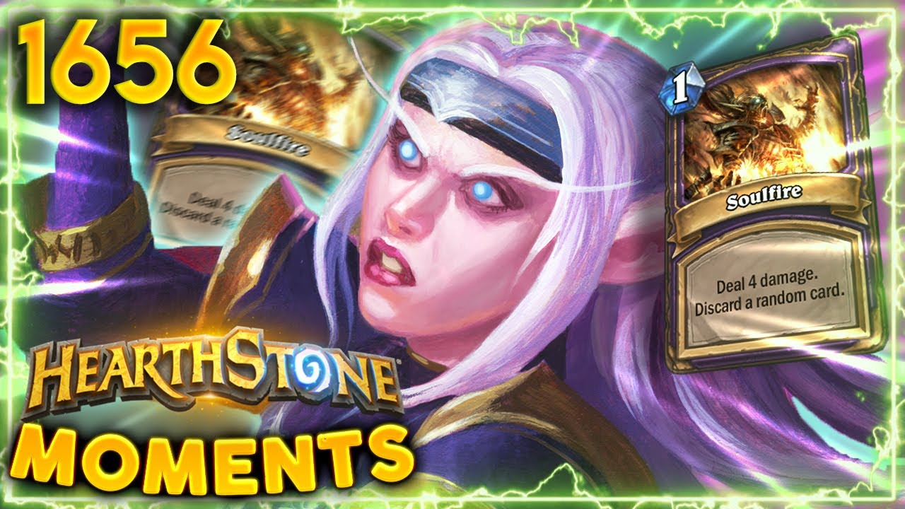 The Day SOULFIRE WAS BUGGY! | Hearthstone Daily Moments Ep.1656 thumbnail
