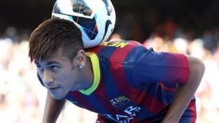 Neymar Jr   Amazing Freestyle ● Magical Skills   Best Skills, Tricks & Goals   2015/16   HD