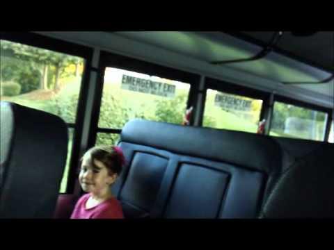 Charlotte Jewish Day School's New Bus Service