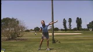 Golf Lesson on the Set up for the Driver and theGolf Swing for Predictable Shots