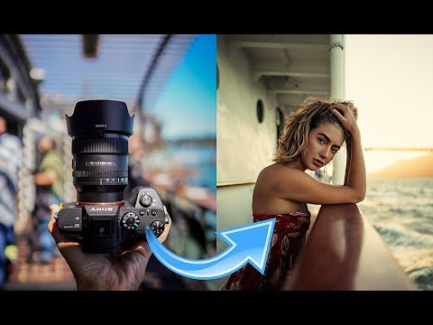 The Sony 24mm 1.4 GM | Hands on + Photo/video samples