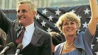 Geraldine Ferraro became the first woman to be named a vice presidential nominee on a major party ticket in 1984 when Walter Mondale chose her as his running mate. Maureen Dowd reminisced.