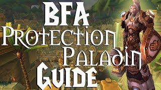 Protection Paladin - BFA | Tanking Guide | PVE