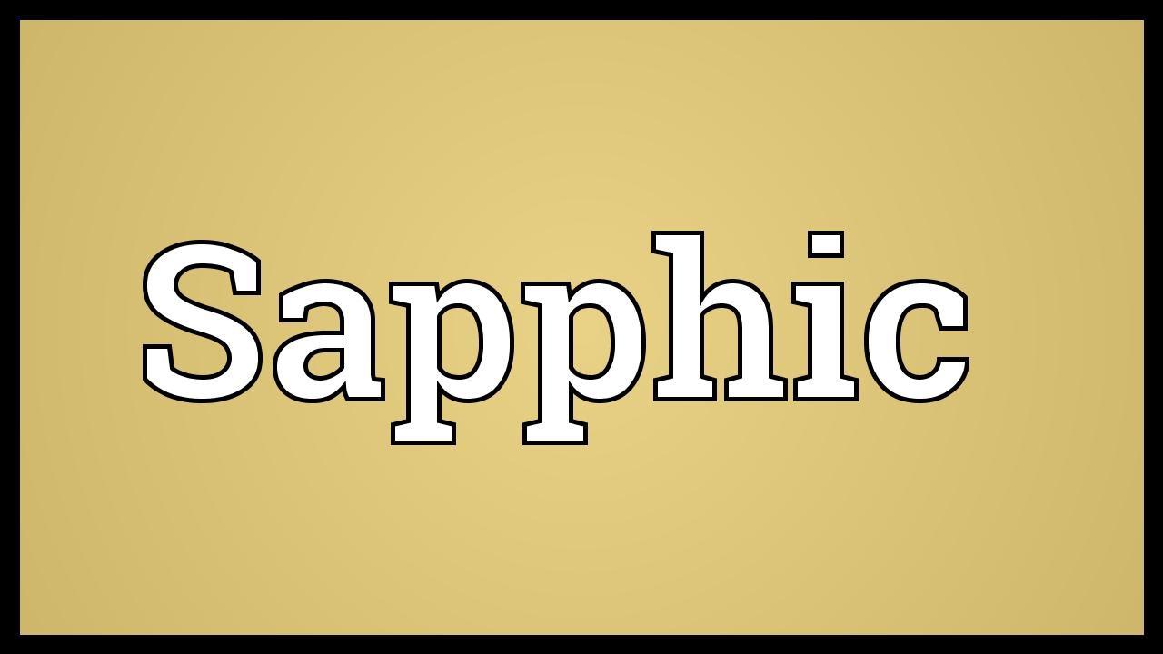 Saphic