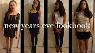 New Years Eve Lookbook | beautybloom212 Thumbnail