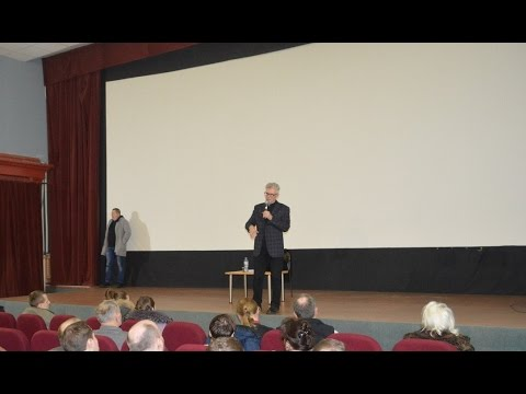 Эдуард Лимонов. Творческий вечер в Вологде. (17.12.2016)