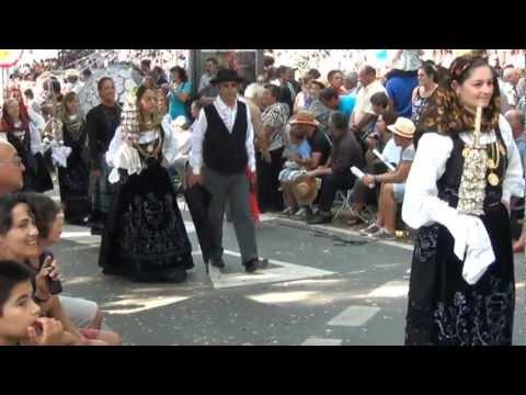 Freguesias de Bàrrio ; Freixo ; Gaifar no Cortejo das Feiras Novas 2012