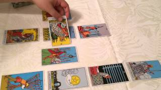 Tarot - Sample Celtic Cross Reading #1