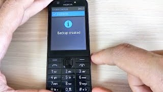 Nokia 230 - How to BACKUP/ RESTORE Contacts Pictures/Videos Games/Apps