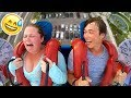 Boyfriend & Girlfriend | Funny Slingshot Ride Compilation