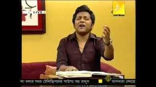 gourab sarkar sings aha ki anondo in tara muzik