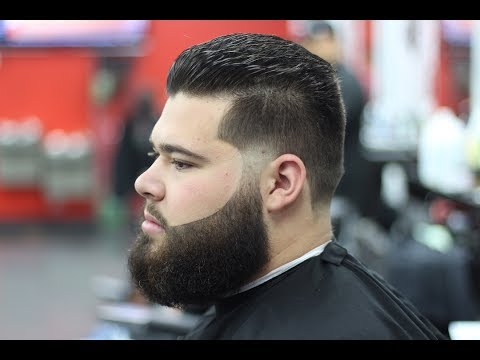 HIGH BLOWOUT/TAPER | WITH BEARD | COLOR ENHANCEMENT