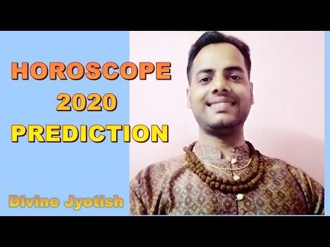 Horoscope 2020 Prediction I Yearly Horoscope 2020 I Zodiac Signs 2020 I Divine Jyotish