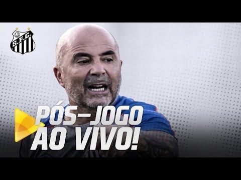 JORGE SAMPAOLI | PÓS-JOGO AO VIVO | BRASILEIRÃO (09/06/19)