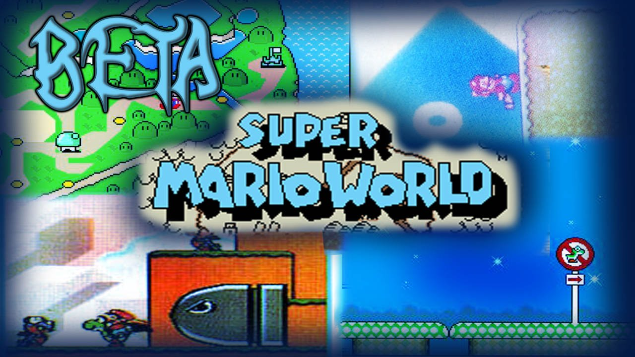 100+ Super Mario Bros Beta HD Wallpapers – My Sweet Home