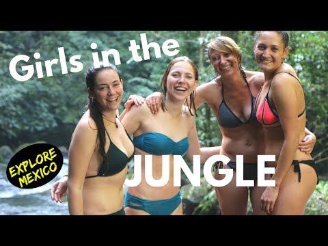 EXPLORE MEXICO: Waterfalls/Monkeys/Jungle Hiking in Veracruz