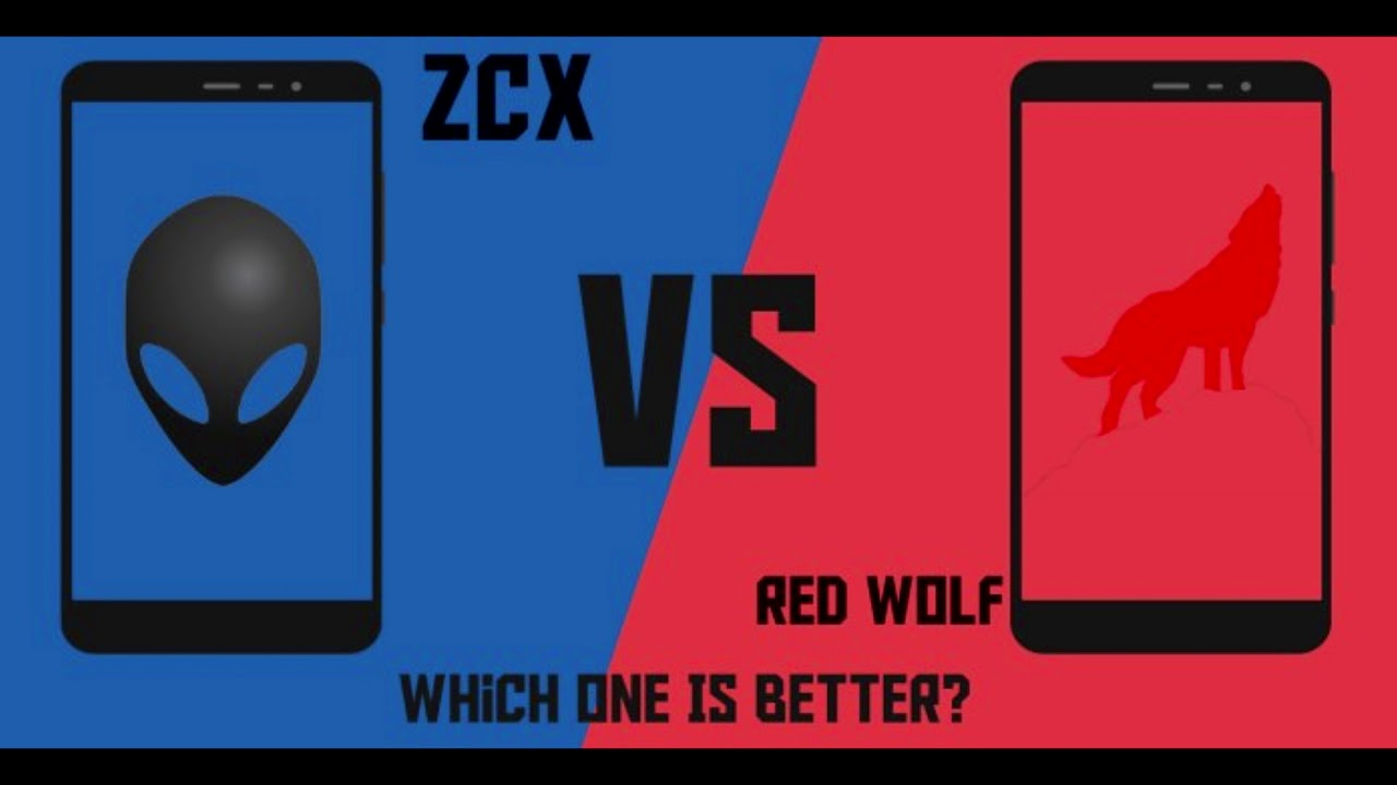 ZCX Twrp Recovery VS RedWolf Twrp Recovery || Pros & Cons||😍Must Watch