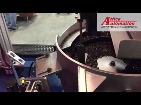 AV-D100-S Fastener Sorting Machine