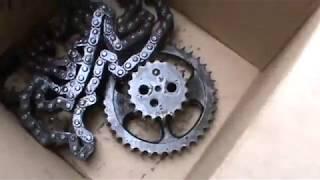 видео Двигатель ЗМЗ-406 2.3 16V Волга, Газель, Соболь
