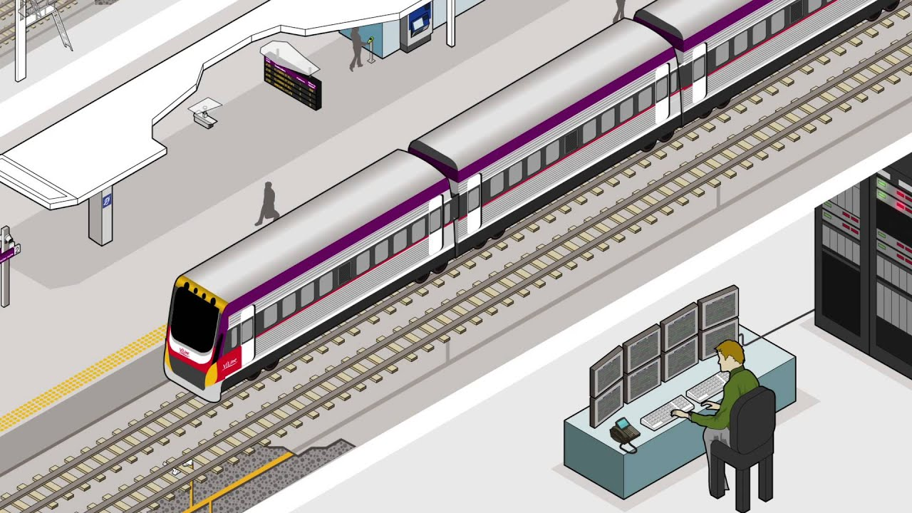 Regional Rail Link  How Does A Train System Operate