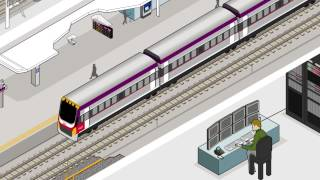 Regional Rail Link: How does a train system operate